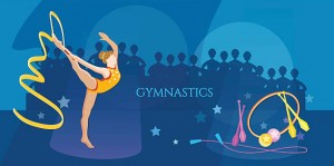 Гимнастические предметы