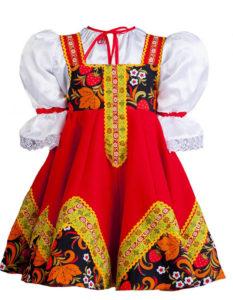 пошив карнавальных и сценических костюмов